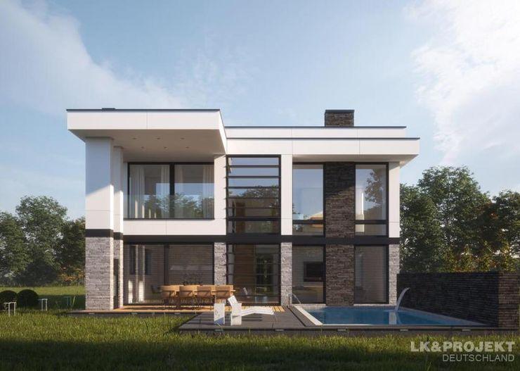 LK&Projekt GmbH Maisons modernes