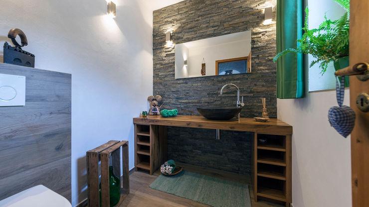 Boddenberg Ванная комната в стиле кантри