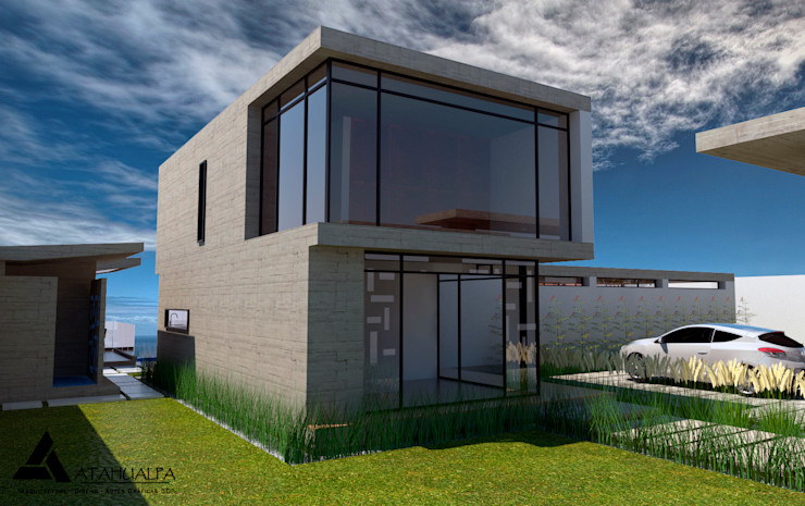 Atahualpa 3D Nowoczesne domy