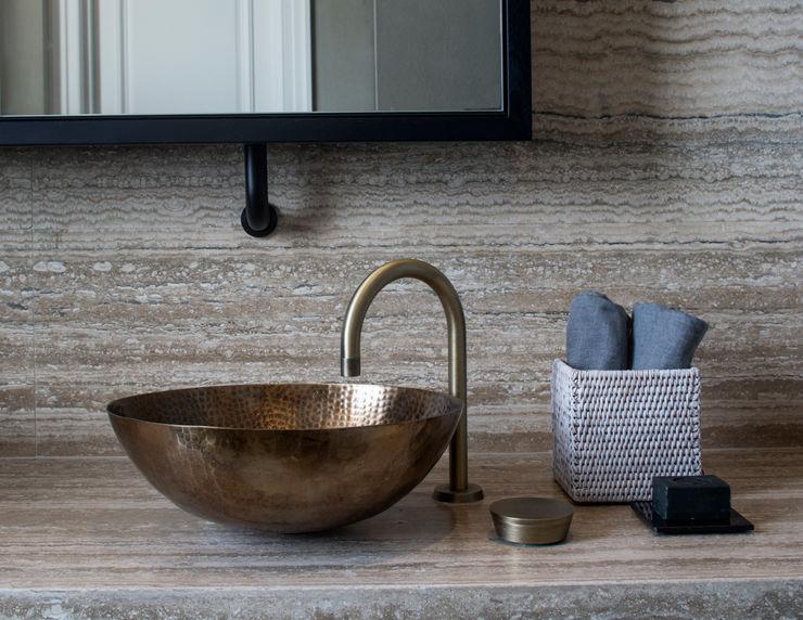 Master Bathroom - Belsize Park Roselind Wilson Design Modern Bathroom