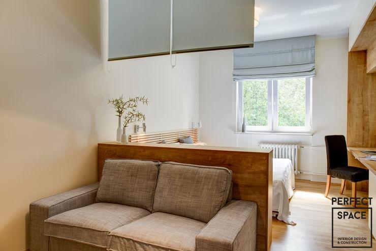 Perfect Space Salones de estilo moderno