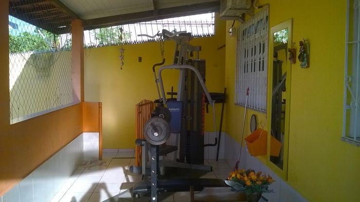 P2 Arquitetos Associados Tropical style gym