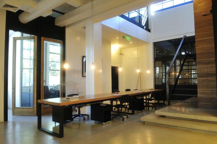 Paula Herrero   Arquitectura Industrial style study/office