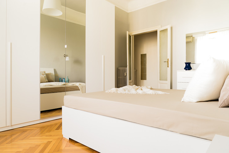 Francesca Greco - HOME Philosophy Classic style bedroom
