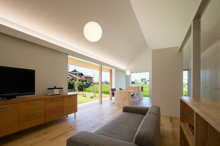 hm+architects 一級建築士事務所 房子