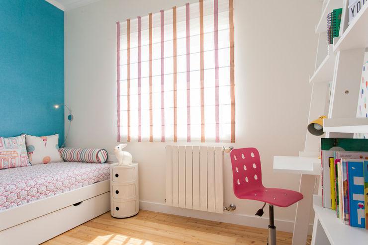 Traço Magenta - Design de Interiores Cuartos infantiles de estilo moderno Rosa