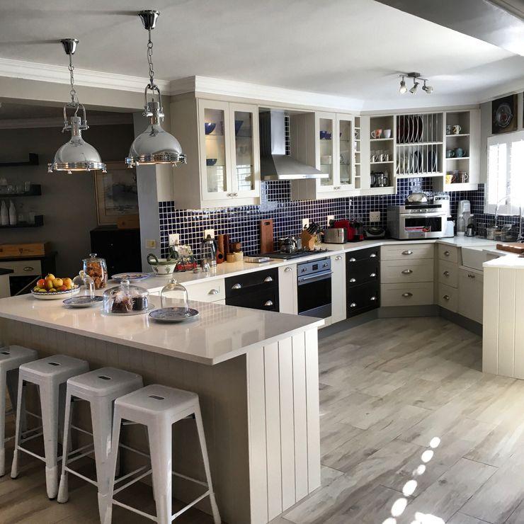 De Kelders Residence Hermanus Western Cape CS DESIGN Modern kitchen