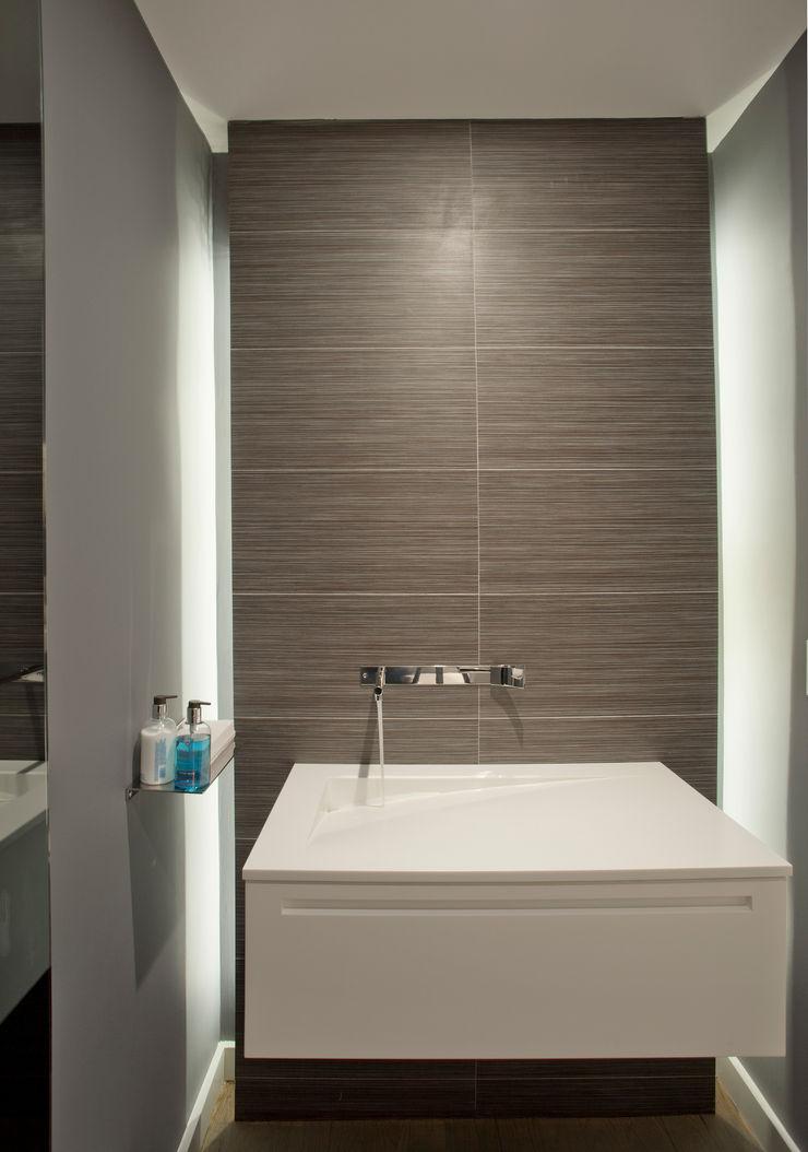 Hinson Design Group Ванна кімната