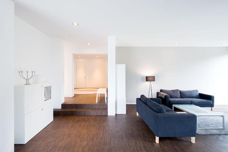 sebastian kolm architekturfotografie غرفة المعيشة
