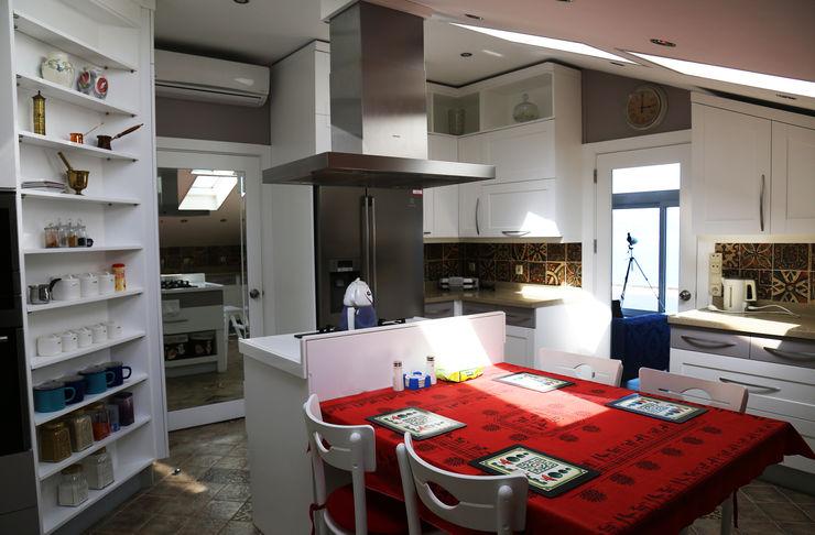 İndeko İç Mimari ve Tasarım Кухня