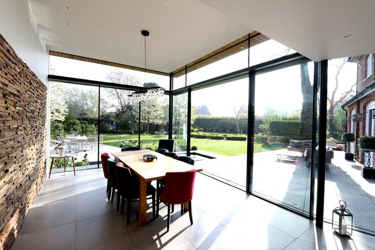 Project: No.10 IQ Glass UK Modern windows & doors