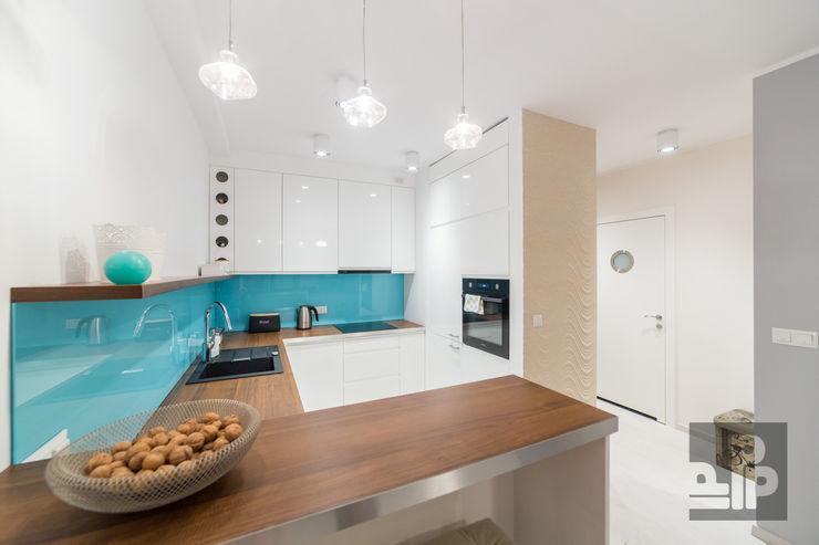 Pogotowie Projektowe Aleksandra Michalak Moderne keukens