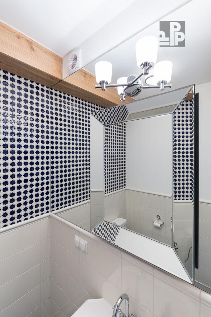 Pogotowie Projektowe Aleksandra Michalak Eclectische badkamers