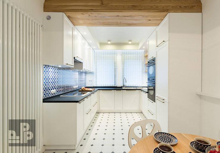 Pogotowie Projektowe Aleksandra Michalak Eclectische keukens