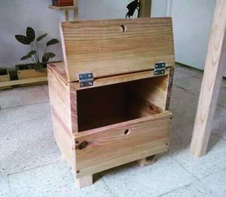 Departamento Seis Рабочий кабинет Письменные столы Твердая древесина Эффект древесины