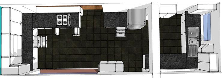 Design Overall view. Boss Custom Kitchens (PTY)LTD