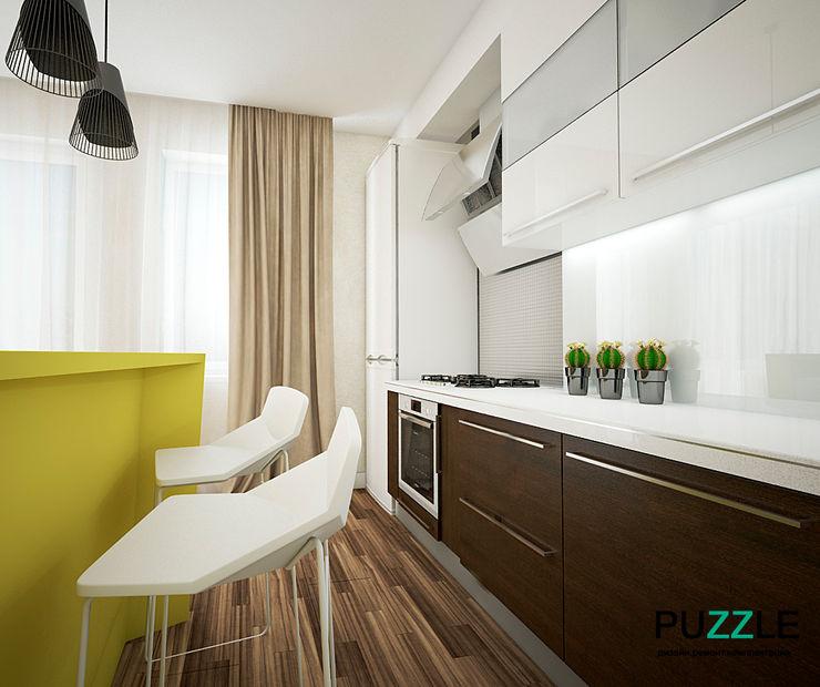 PUZZLE Modern style kitchen