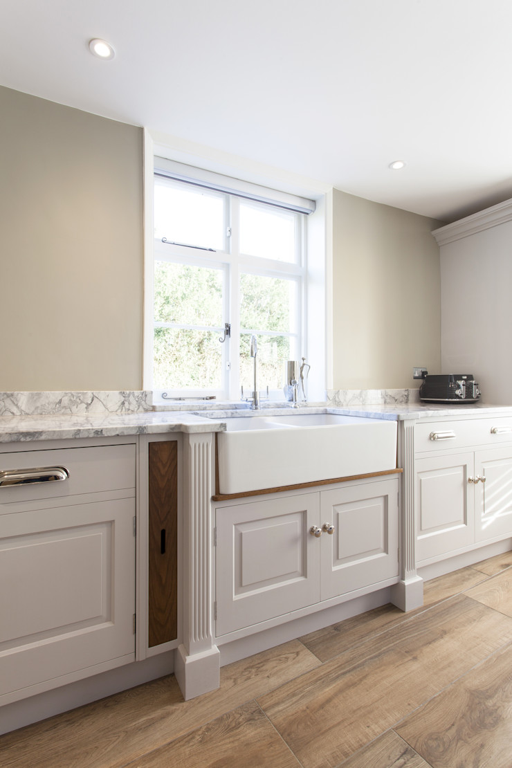Pentlow Grand -Bespoke kitchen project in Suffolk Baker & Baker Kitchen