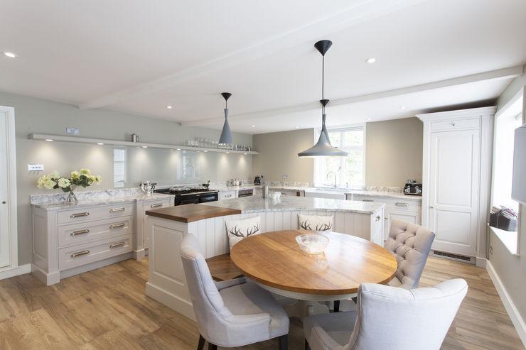 Pentlow Grand - Bespoke kitchen project in Suffok Baker & Baker Kitchen