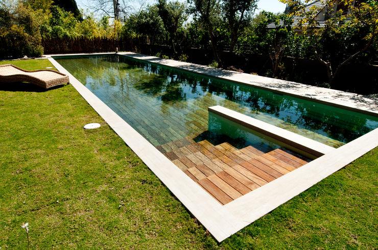 AGOR Engineering Hồ bơi phong cách hiện đại