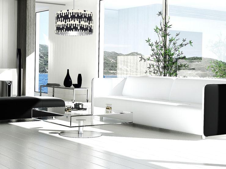 4FunDesign.com Living roomLighting