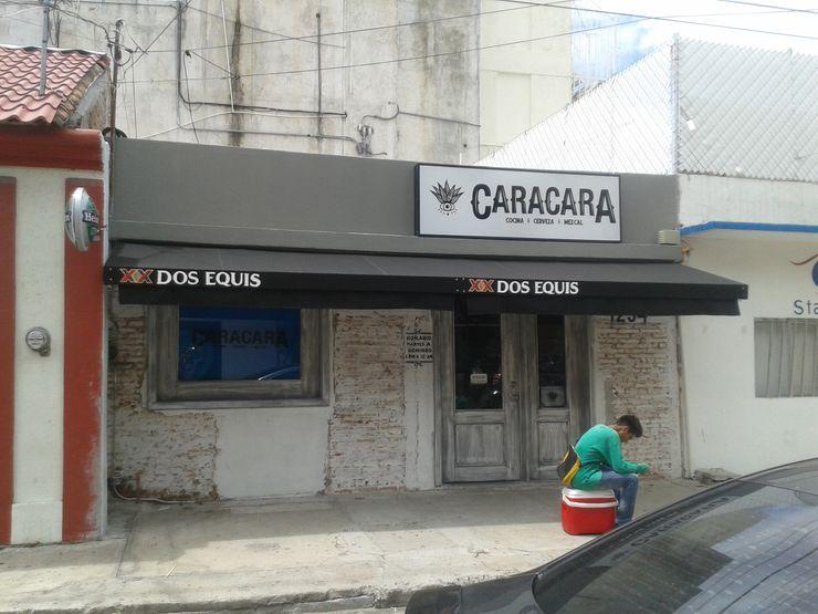 GRUPO ESCALA ARQUITECTOS Bary i kluby
