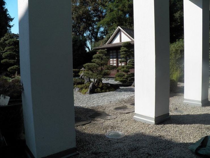 Karesansui - Trockenlandschaftsgarten - Japanese Dry Landscape Garden Kokeniwa Japanische Gartengestaltung Asiatischer Garten