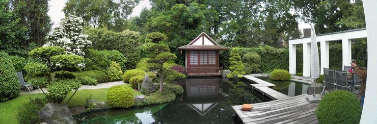 Karesansui - Trockenlandschaftsgarten - Japanese Dry Landscape Garden Kokeniwa Japanische Gartengestaltung
