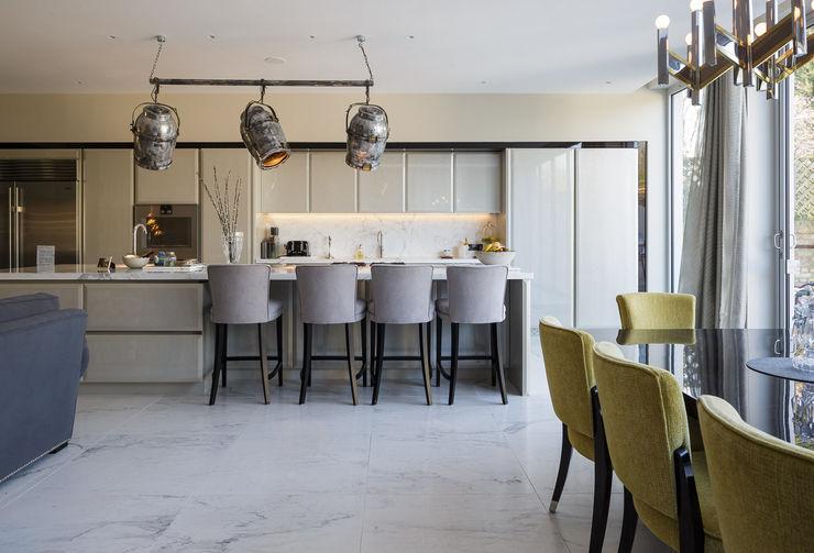 Chevening Road, London, NW6 GPAD Modern style kitchen