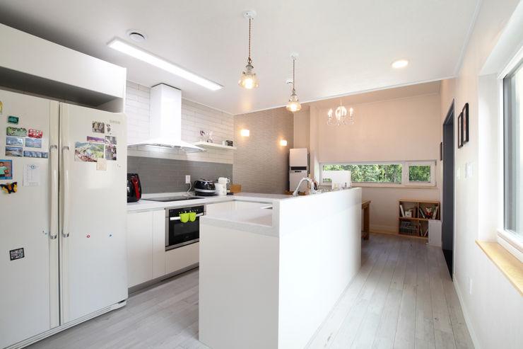주택설계전문 디자인그룹 홈스타일토토 Dapur Modern