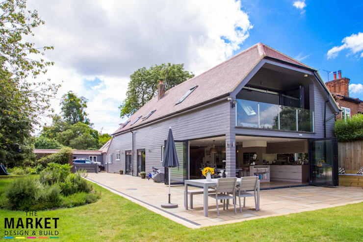 Stunning Exterior The Market Design & Build Modern houses