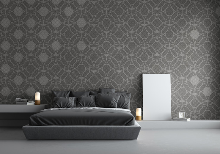 BandIt Design Modern Bedroom Grey