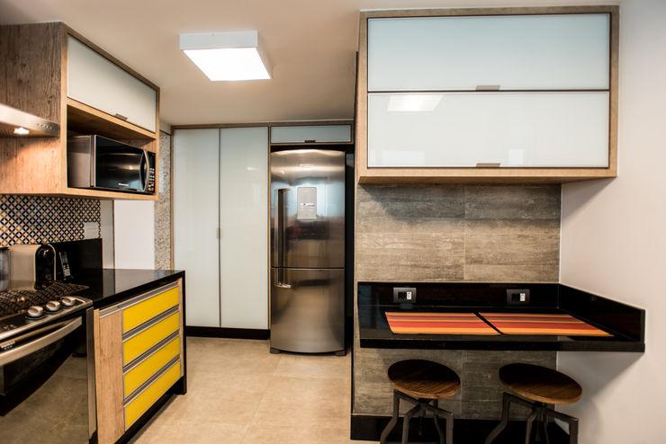 L2 Arquitetura Cocinas de estilo moderno