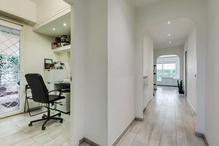 EF_Archidesign Moderne gangen, hallen & trappenhuizen