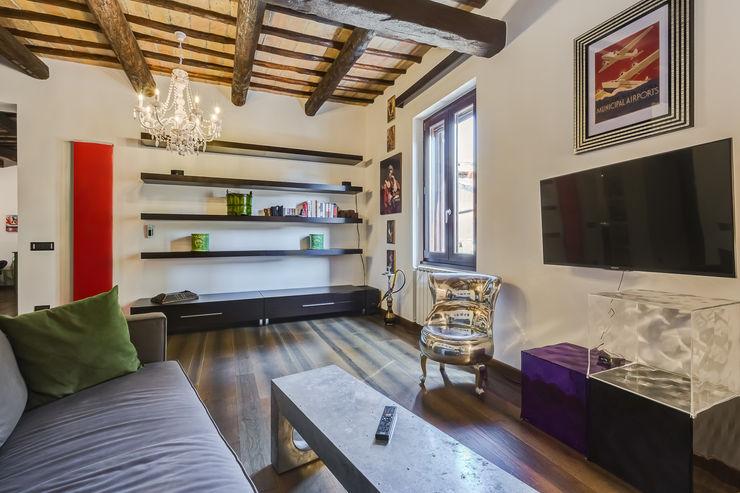 Cavour | modern style EF_Archidesign Soggiorno moderno