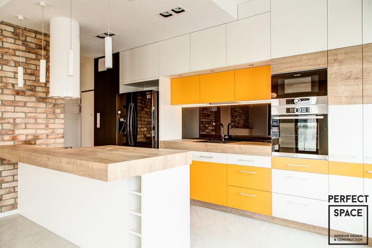 Perfect Space Cozinhas modernas