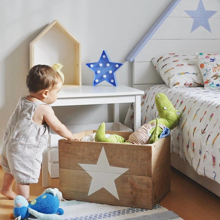 HAPPYHOME BARCELONA Modern Kid's Room