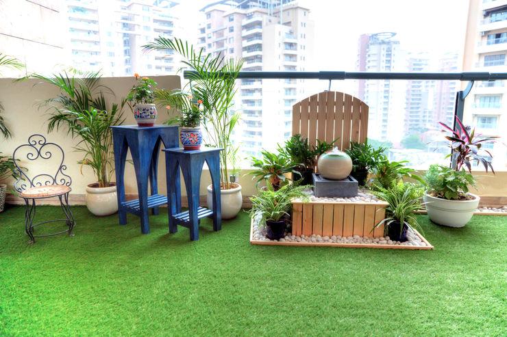 Water zone Studio Earthbox Balconies, verandas & terraces Accessories & decoration