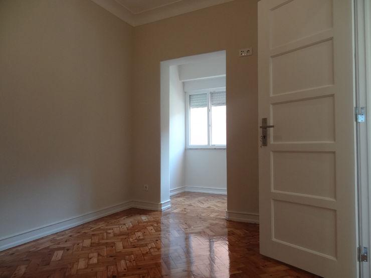 Happy Ideas At Home - Arquitetura e Remodelação de Interiores Nowoczesna sypialnia