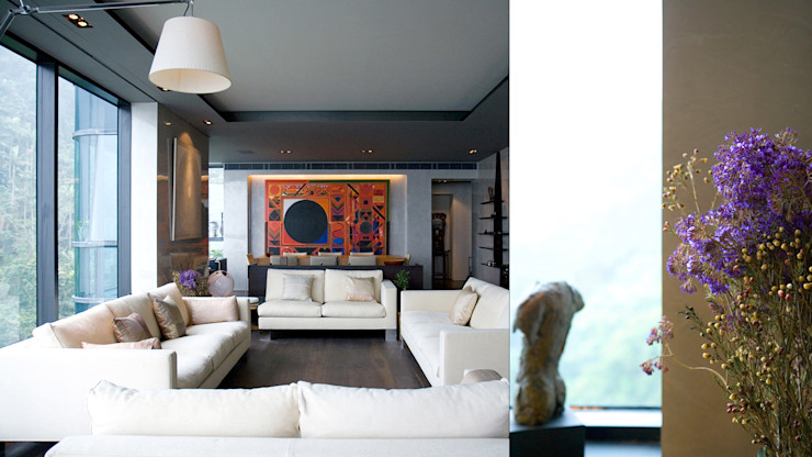 FAK3 Ruang Keluarga Modern