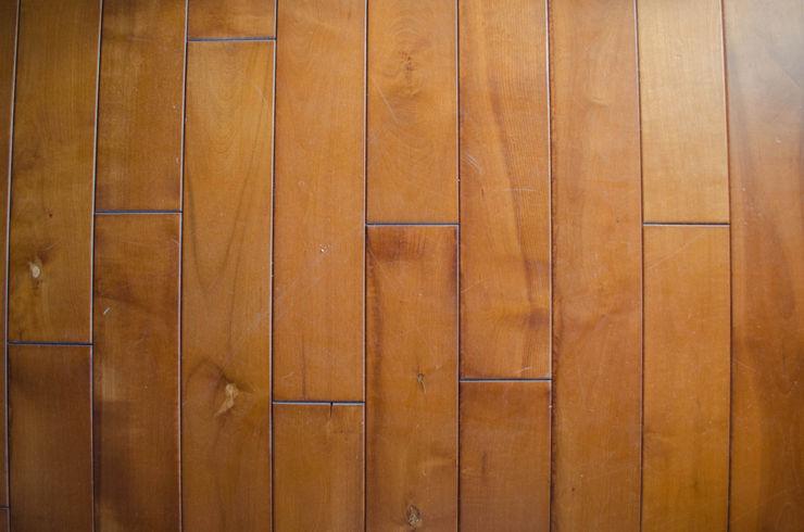 Ignisterra S.A. Rustic style walls & floors Wood Wood effect