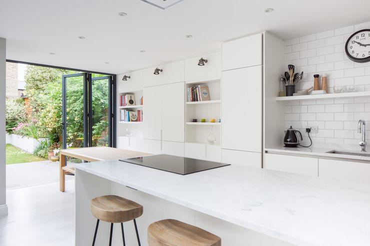 kitchen TAS Architects Modern kitchen