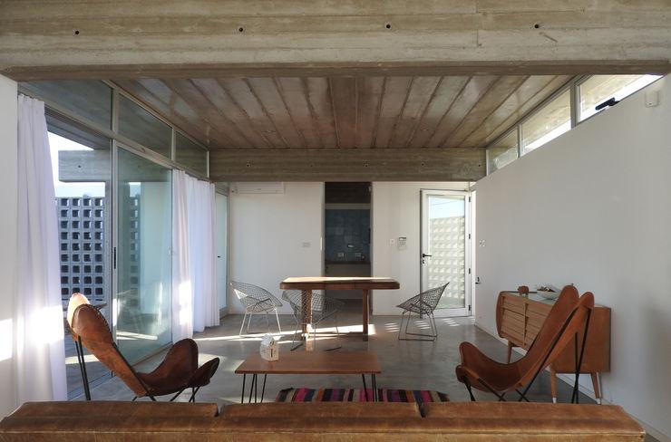 riverorolnyarquitectos 現代房屋設計點子、靈感 & 圖片