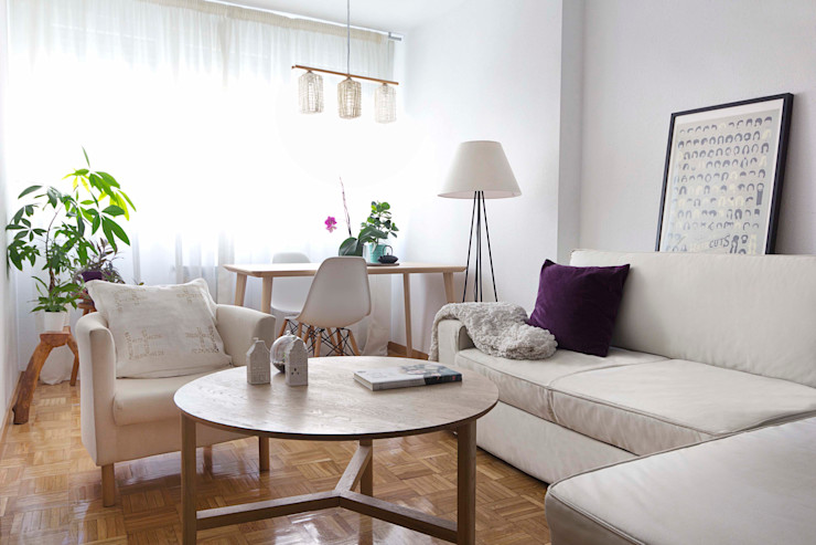 La Espaciera Living room