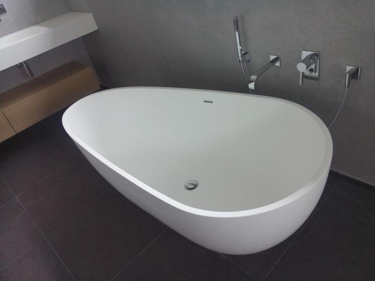Badeloft - Badewannen und Waschbecken aus Mineralguss und Marmor Ванна кімнатаВанни та душові