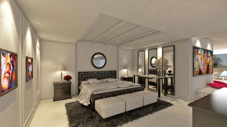 NOGARQ C.A. Modern Bedroom