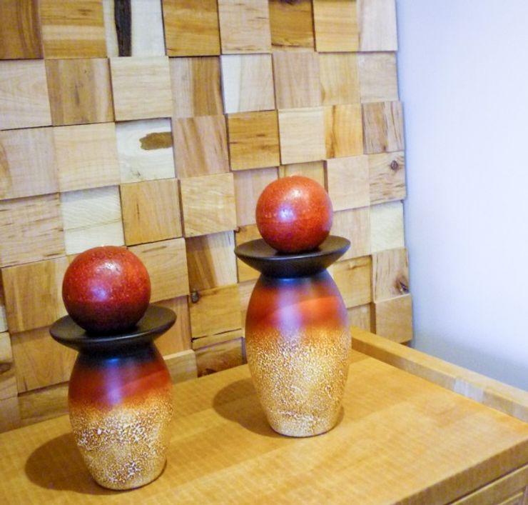 Ignisterra S.A. Paredes e pisos rústicos Madeira Efeito de madeira
