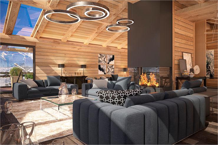 GM-interior غرفة المعيشة