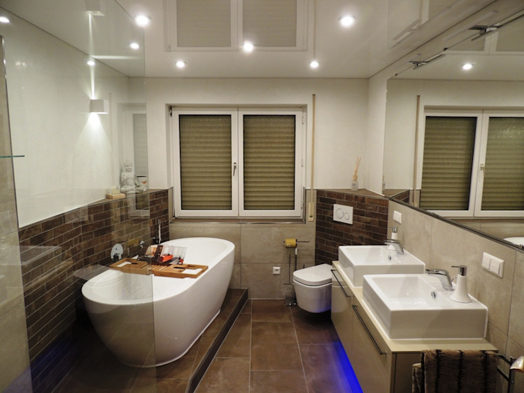 Bad Campioni Modern bathroom