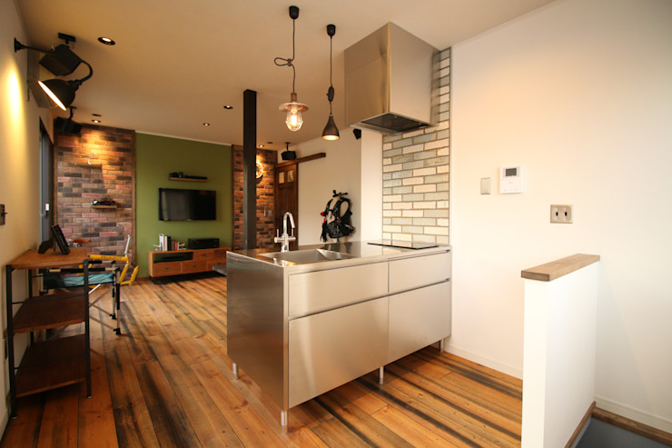 いえラボ Dapur Modern